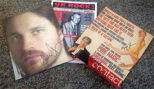 Music collection 3 items Includes Martin Henderson