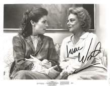 Irene Worti signed 10x8 b/w movie still from Rich Kids.