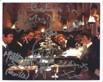 Harry Potter multi signed authentic 10x8 colour photo