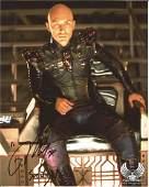 Tom Hardy Star Trek Nemesis genuine authentic signed