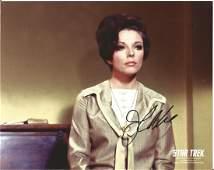 Joan Collins genuine signed authentic 10x8 colour