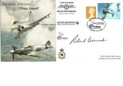 Wg Cdr Roland Beamont CBE DSO DFC Fighter pilot