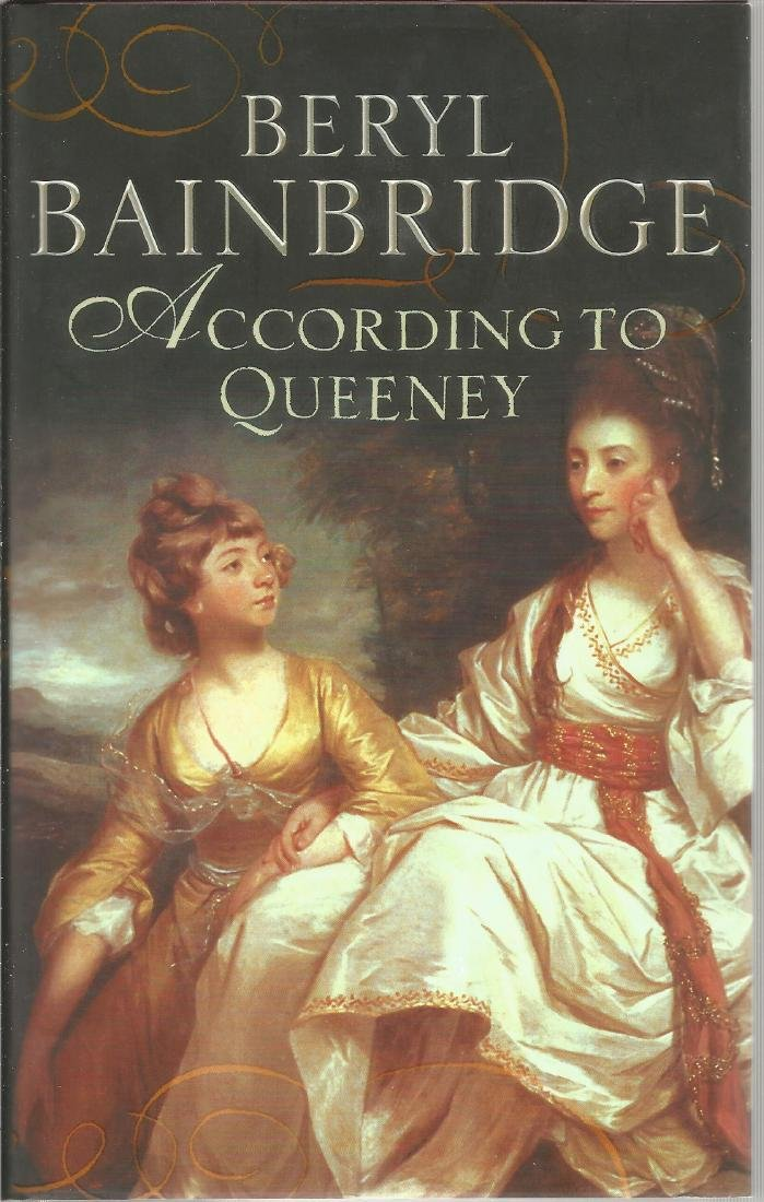 Beryl Bainbridge signed hard back book According to