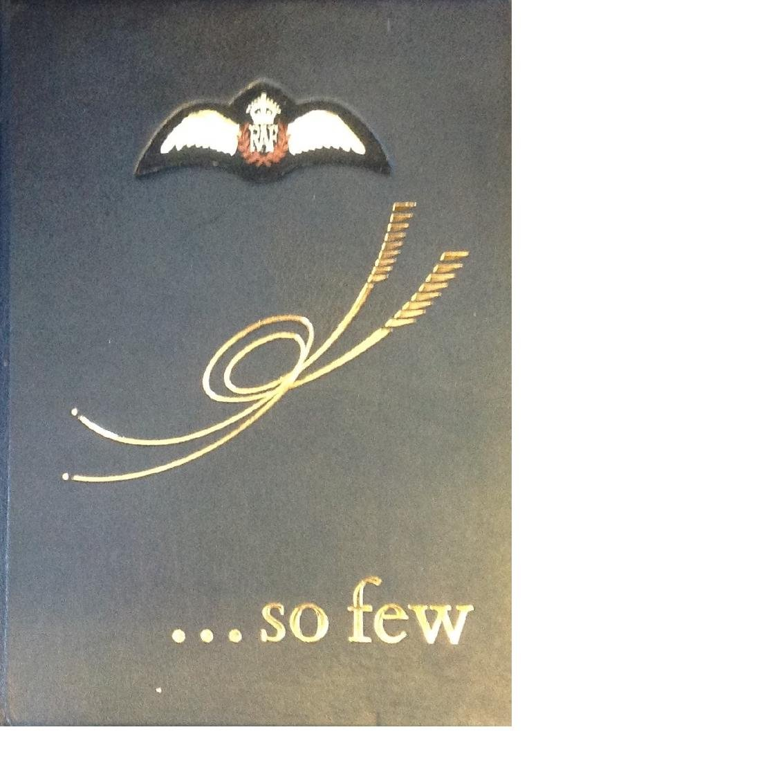 Battle of Britain so few multiple signed rare book. A