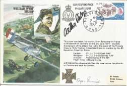 Air Marshal William Avery Bishop, VC, CB, DSO, MC, DFC,