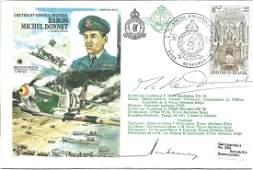 Lieutenant-General Aviateur Baron Michel Donnet, CVO,