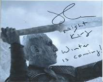 Richard Brake Game Of Thrones hand signed 10x8 photo.