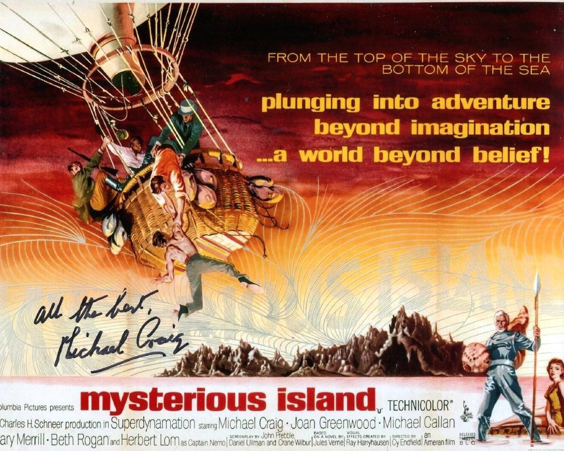 Mysterious Island Cult Sci-Fi Movie Mysterious Island