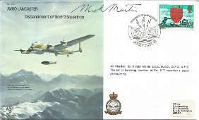 Air Marshall Sir Harold Mick Martin DSO DFC famous