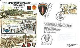 D Day Flt Lt Ramsey Herbert Milne No 444 Typhoon Sq