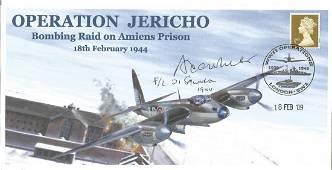 Sqn Ldr Arthur E C Wheeler DFC Mosquito pilot No
