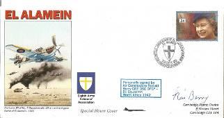 Air Commodore Ronald Berry CBE DSO DFC No 81 Sqn