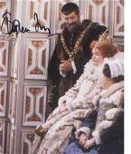 Black Adder Stephen Fry. 10x8 signed photo from 'Black