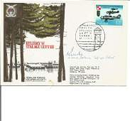 Surtee signed Escape from Stalag Luft III cover RAF