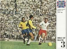 World Cup 1966 World Cup Bulletin No3 Magazine