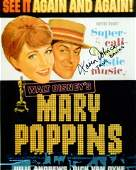 Mary Poppins 8x10 Inch Photo From The Classic Walt