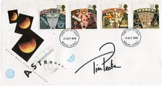 British Astronaut British Astronaut Tim Peake Signed