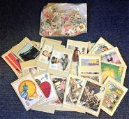 Great Britain collection 26 sets PHQ cards mint