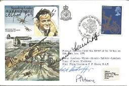 WW2 Luftwaffe aces Grislaw Rudorffer Steinhoff and