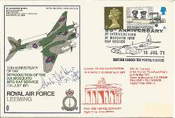 Air Marshal Sir Hector Douglas McGregor DSO CO 213 Sqn