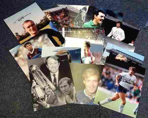 Football Legends Special Offer Twelve Superb Photos Of