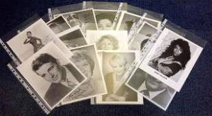 Vintage photo collection. 14 black and white photos.