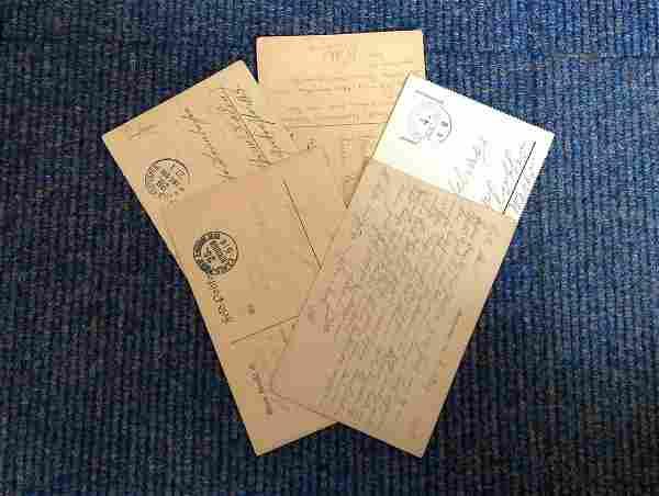 Rare Great War German Field Postcards Feld Postkarte 5