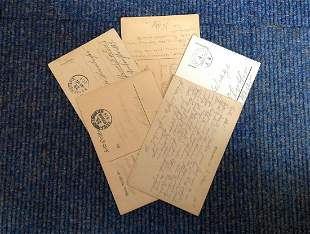 Rare Great War German Field Postcards, Feld Postkarte 5