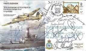 Bristol Blenheim 50th Anniversary of the First Flight