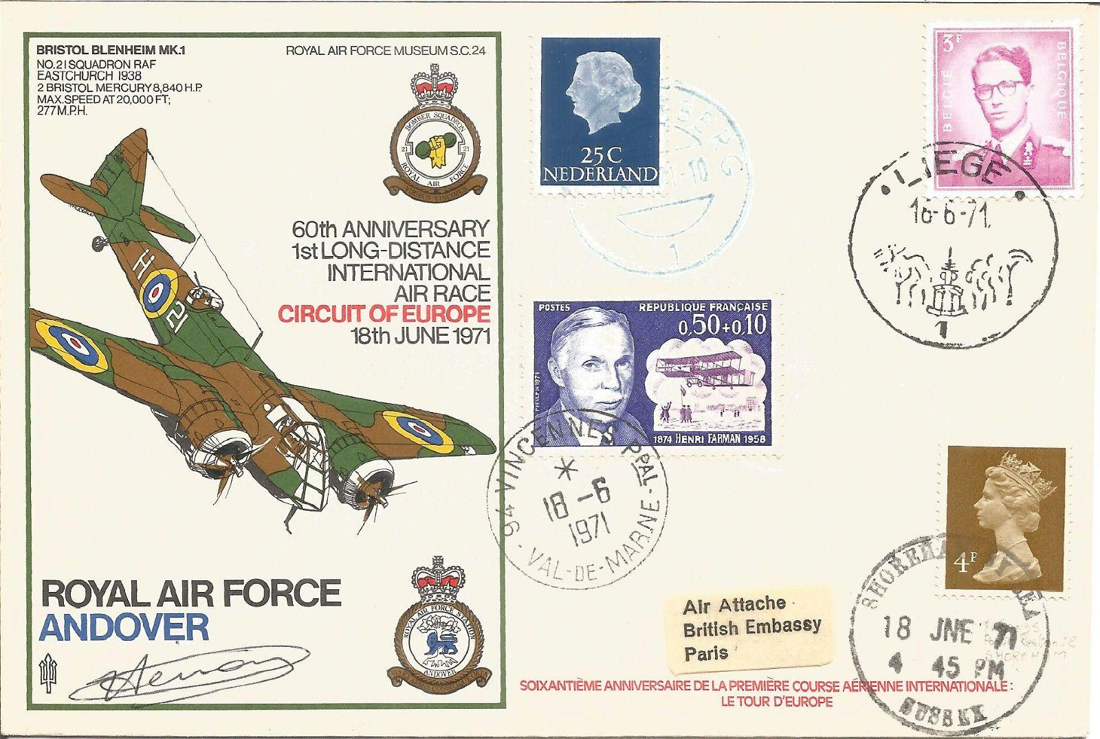 Royal Air Force Andover 60th Anniversary 1st