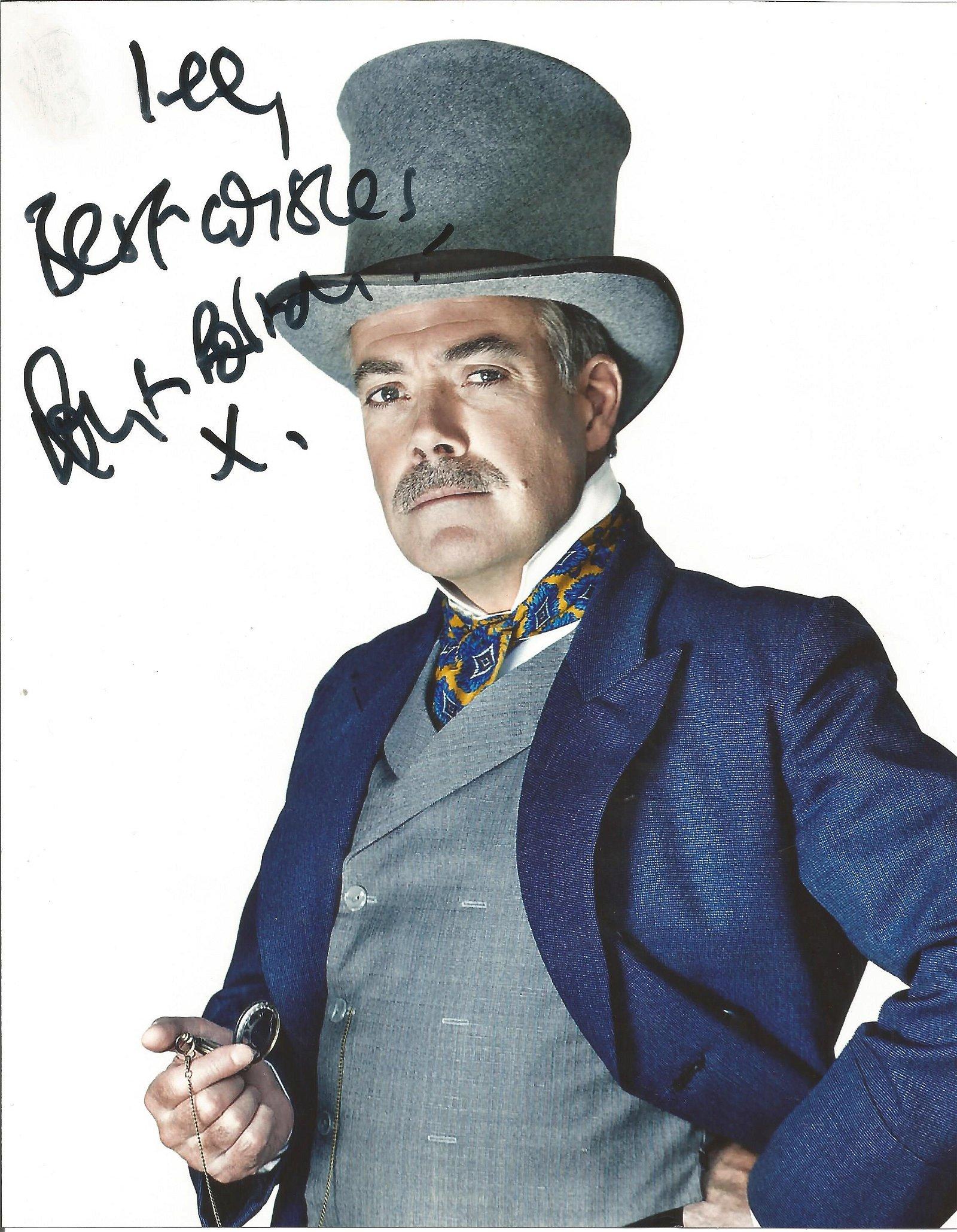 Robert Portal signed 10 x 8 colour Signed Portrait