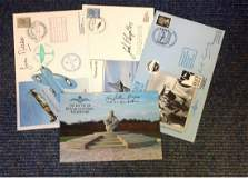 World War Two FDC and postcard collection includes Flt