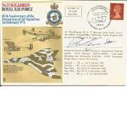 Air Vice Marshal Donald Bennett CB, CBE, DSO (OC