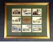 Motor Racing Formula One Legends of the 1990s mounted