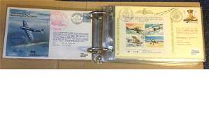 JSF Joint Service Fighters Special signed RAF cover