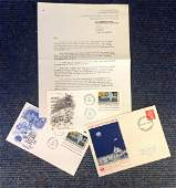 Space FDC collection 3, covers includes Commemorative