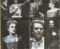 Theatre vintage programme Prospect at the Old Vic