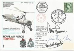 Luftwaffe aces Adolf Galland Gunter Rall Gerd