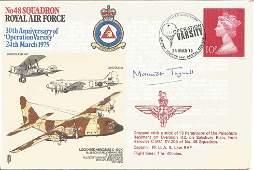 No48 Squadron Royal Air Force 30th Anniversary of