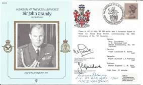 WW2 Battle of Britain pilot Marcus Robinson 616 sqn
