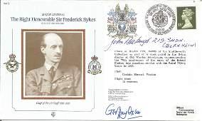 WW2 Battle of Britain pilot John Keatings 219 sqn
