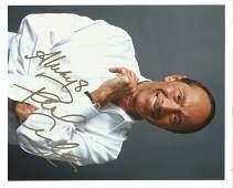 Paul Anka signed 10x8 colour photo. Canadian singer,