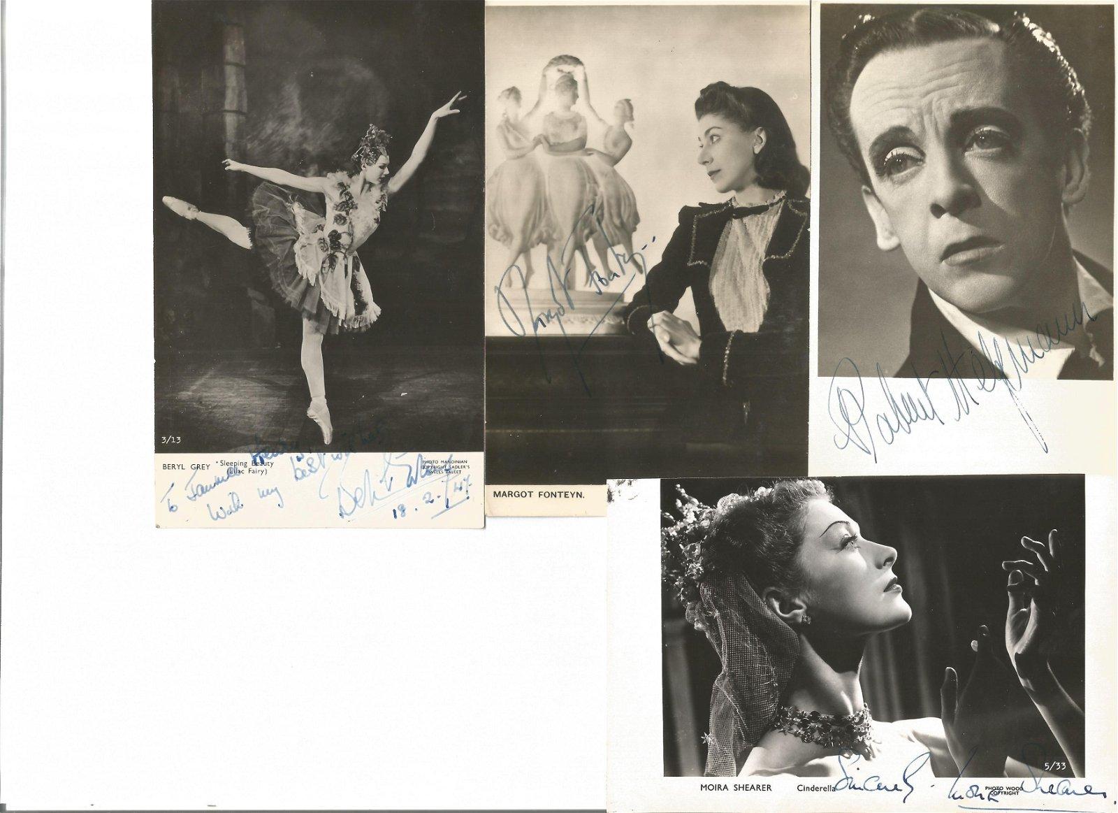 Douglas Fairbanks Jnr signed 6 x 4 vintage photo. Good