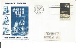 Space FDC Project Apollo First Manned Lunar Landing