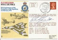 Air Vice Marshal Donald Bennett CB, CBE, DSO OC