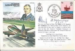Hermann Schleinhege KC WW2 Luftwaffe ace Air Commodore