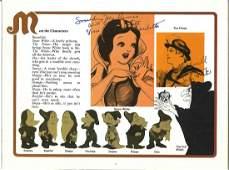 Walt Disney Snow White and the Seven Dwarfs paperback