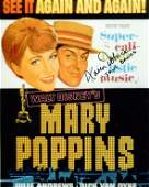 Mary Poppins. 8x10 inch photo from the classic Walt