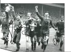 Ron Yeats, Gordon Milne, Peter Thompson, Tommy Smith