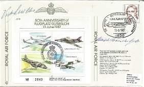 Luftwaffe ace Ulrich Steinhilper JG52 RAF Victor